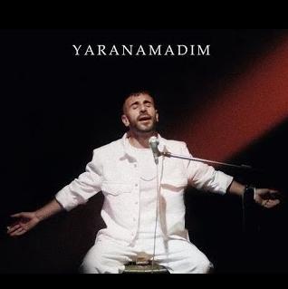 Yaranamadım (2021) albüm kapak resmi