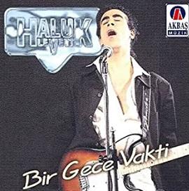 Bir Gece Vakti (1995) albüm kapak resmi