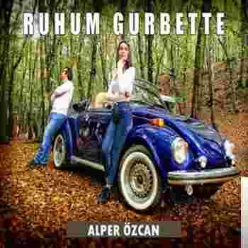 Ruhum Gurbette (2018) albüm kapak resmi