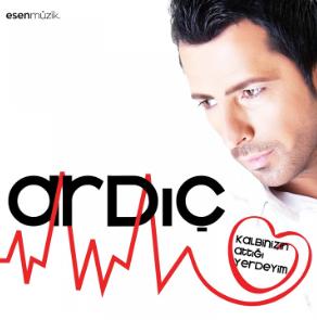 Kalbinizin Attığı Yerdeyim (2011) albüm kapak resmi