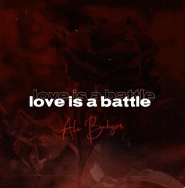 Love Is A Battle (2021) albüm kapak resmi