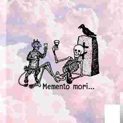 Memento Mori (2020) albüm kapak resmi