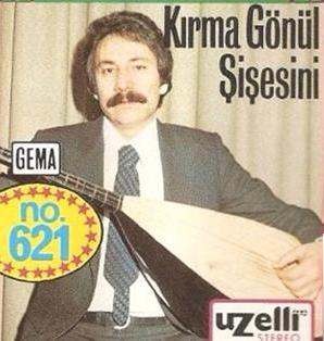 Kırma Gönül Şişesini (1979) albüm kapak resmi