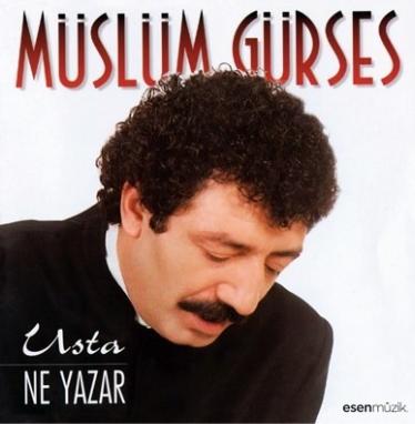 Usta Ne Yazar (1997) albüm kapak resmi