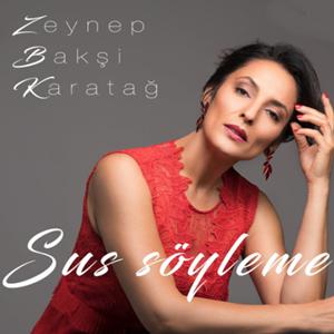 Sus Söyleme (2019) albüm kapak resmi