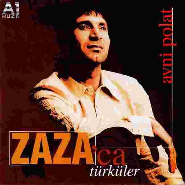 Zazaca Türküler 1 (2001) albüm kapak resmi
