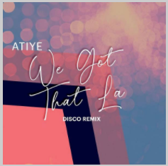 We Got That La (2020) albüm kapak resmi