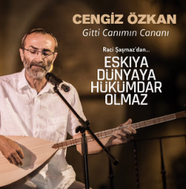 Gitti Canımın Cananı (2018) albüm kapak resmi