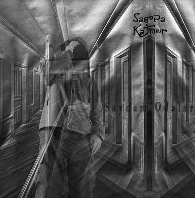 Saydam Odalar (2011) albüm kapak resmi