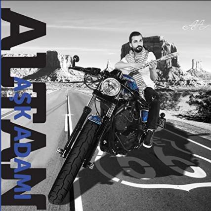 Aşk Adamı (2019) albüm kapak resmi