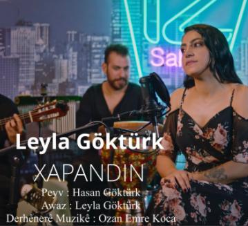 Xapandin (2020) albüm kapak resmi