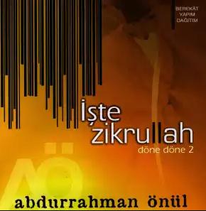 İşte Zikrullah (1999) albüm kapak resmi