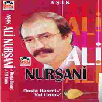 Dosta Hasret (1989) albüm kapak resmi