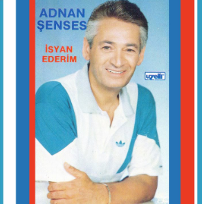 İsyan Ederim (1987) albüm kapak resmi