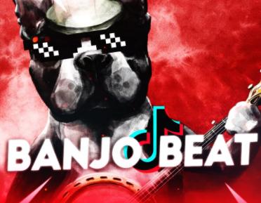 The Banjo Beat (2020) albüm kapak resmi