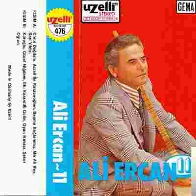Ali Ercan Uzelli Arşiv albüm kapak resmi