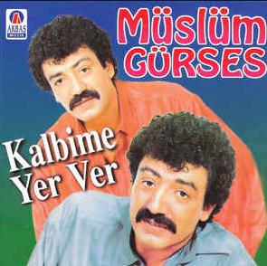 Kalbime Yer Ver (1995) albüm kapak resmi