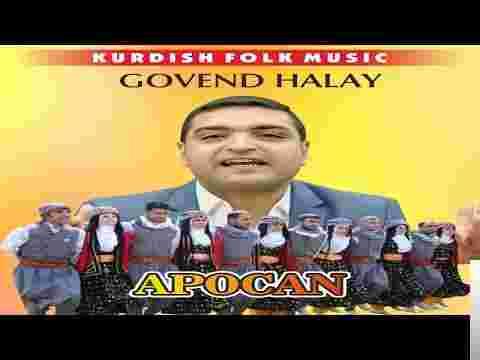 Govend Halay (2017) albüm kapak resmi