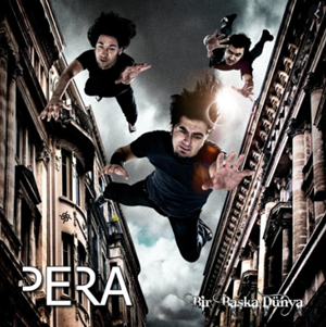 Bir Başka Dünya (2012) albüm kapak resmi