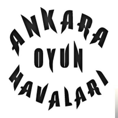 Ankara Oyun Havaları albüm kapak resmi