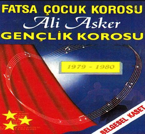 Fatsa Çocuk Korosu (1990) albüm kapak resmi