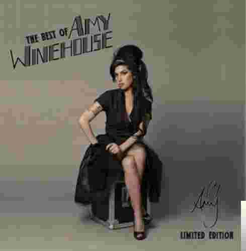Amy Winehouse The Best albüm kapak resmi