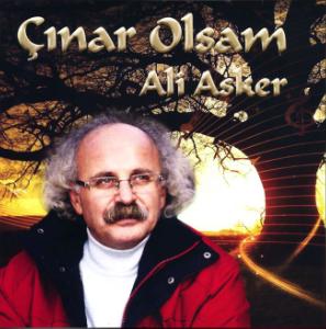 Çınar Olsam (2012) albüm kapak resmi