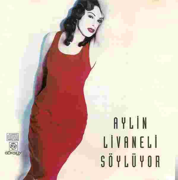 Aylin Livaneli Söylüyor (1993) albüm kapak resmi