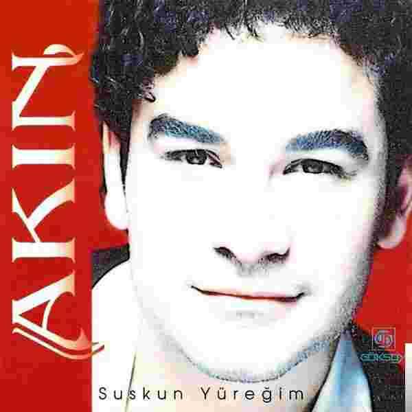 Suskun Yüreğim (1995) albüm kapak resmi