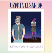 İstanbul Yanıyor (2020) albüm kapak resmi