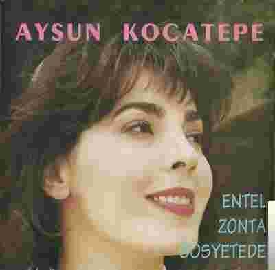 Entel Zonta Sosyetede (1992) albüm kapak resmi