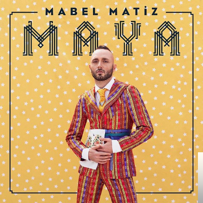 Maya (2018) albüm kapak resmi