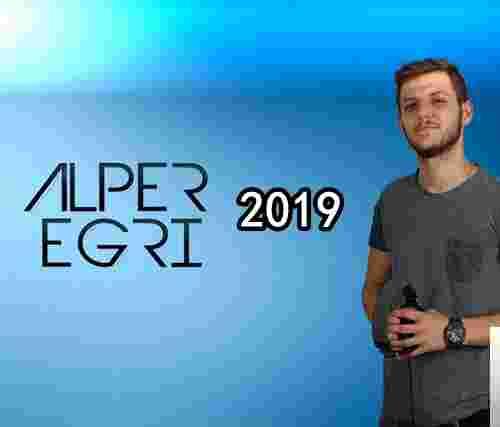 Alper Eğri (2019) albüm kapak resmi