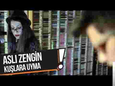 Kuşlara Uyma (2018) albüm kapak resmi