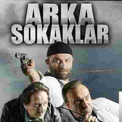 Arka Sokaklar albüm kapak resmi