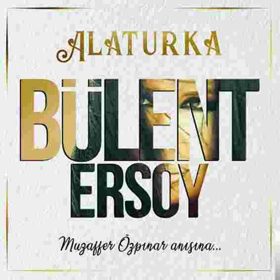 Alaturka Muzaffer Özpınar Anısına (2018) albüm kapak resmi
