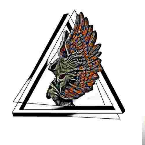 Olmamışlarından (2018) albüm kapak resmi