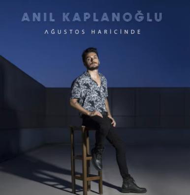 Ağustos Haricinde (2020) albüm kapak resmi