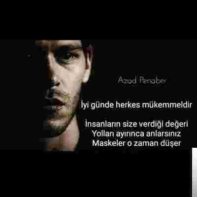 Azad Penaber Şiirleri albüm kapak resmi