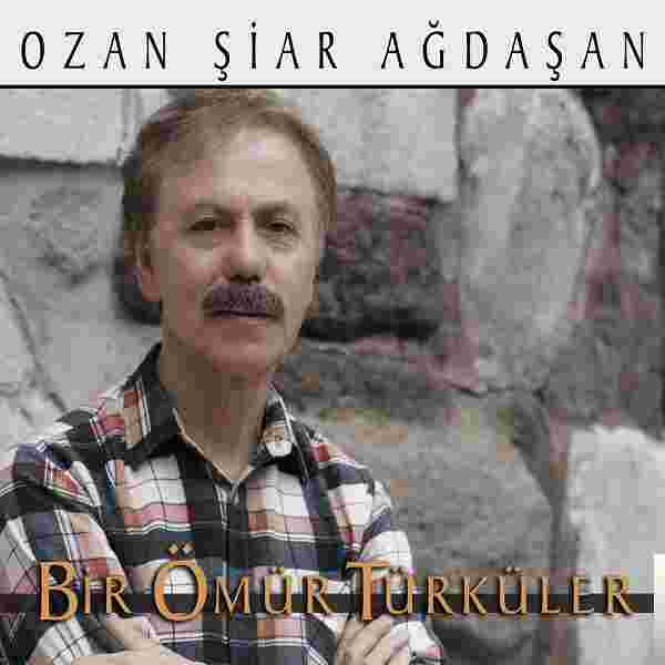 Bir Ömür Türküler (2018) albüm kapak resmi