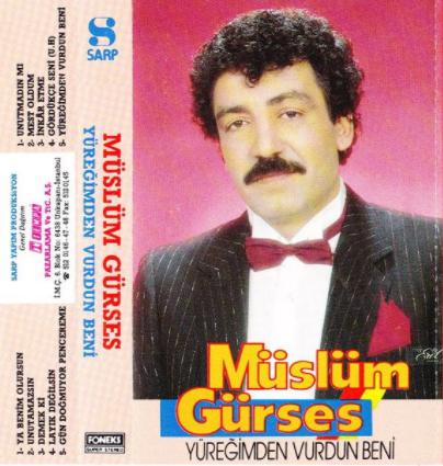 Müslüm Gürses Yüreğimden Vurdun Beni (1994)
