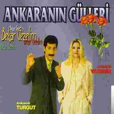Ankaranın Gülleri (1998) albüm kapak resmi