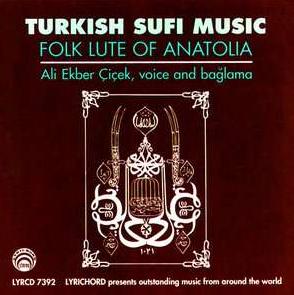 Turkish Sufi Music albüm kapak resmi
