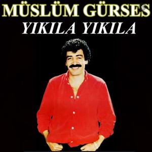 Yıkıla Yıkıla (1986) albüm kapak resmi
