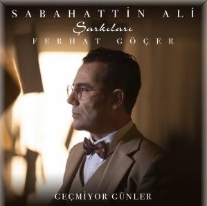 Sabahattin Ali Şarkıları (2020) albüm kapak resmi
