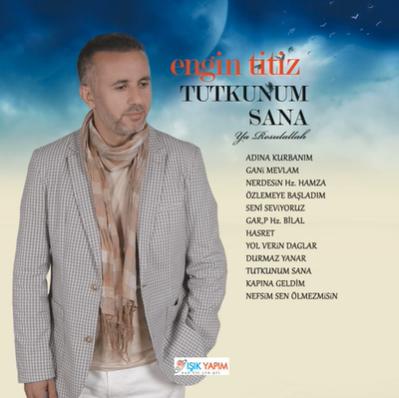 Tutkunum Sana (2018) albüm kapak resmi