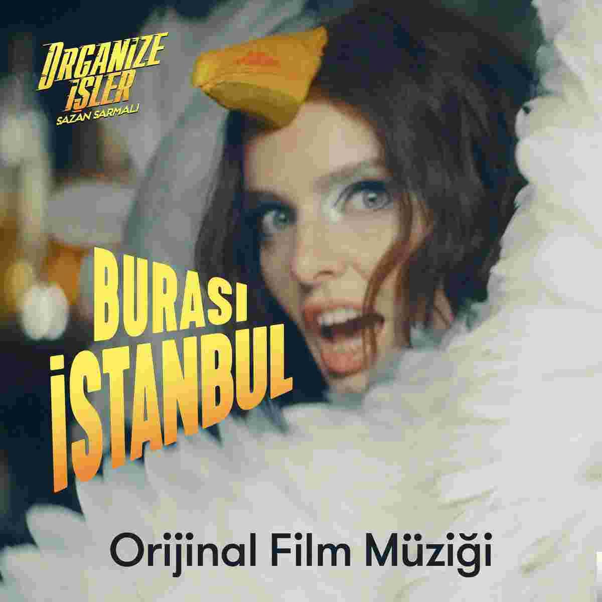 Nil Karaibrahimgil Burası İstanbul (2019)