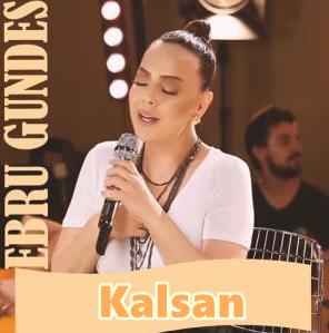 Kalsan (2018) albüm kapak resmi