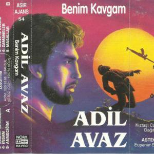Benim Kavgam (1992) albüm kapak resmi
