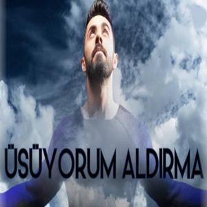 Üsüyorum Aldırma (2018) albüm kapak resmi